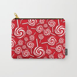 Candy Swirls-Large Carry-All Pouch