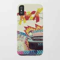 rock and roll iPhone & iPod Cases featuring Rock & Roll by Libertad Leal Photography