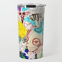 Collage 19 Travel Mug