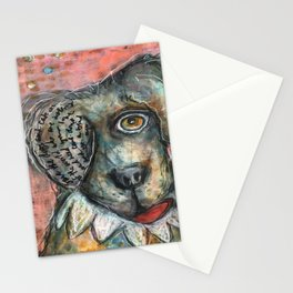 Save the Pups! Stationery Cards