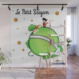 Le Petit Saiyan Wall Mural
