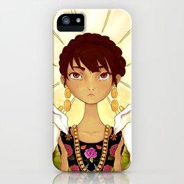 TEHUANA MÍA iPhone Case