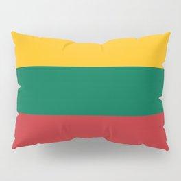 Flag: Lithuania Pillow Sham