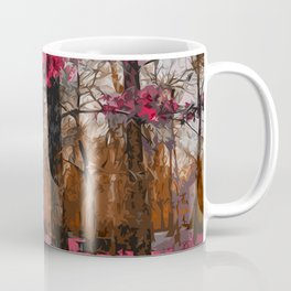 Into the forest of Elves Coffee Mug