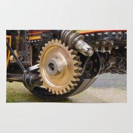 Steering links Rug