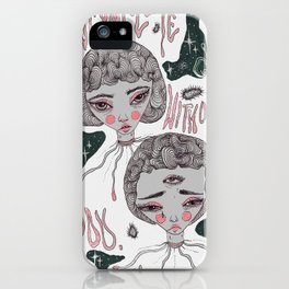 Incomplete Without You iPhone Case