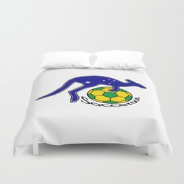 Australia Socceroos ~Group C~ Duvet Cover