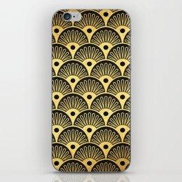 Deco Fans iPhone Skin