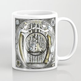 Love beneath the trees Coffee Mug