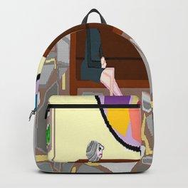 Busy Bodies (Digital Pew) Backpack