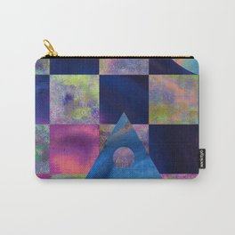 Unsymmetrical Order Carry-All Pouch