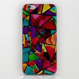 Window to a Colorful Soul iPhone Skin