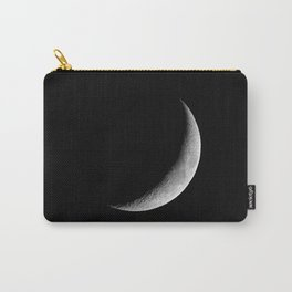 Crescent Moon Carry-All Pouch