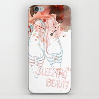 shoes iPhone & iPod Skins featuring shoes by Sabine Israel