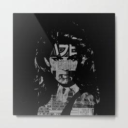 244 Metal Print