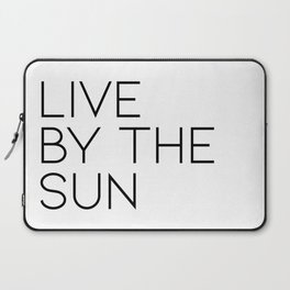 live by the sun love by the moon (1 of 2) Laptop Sleeve