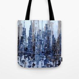 Dream in blue Tote Bag