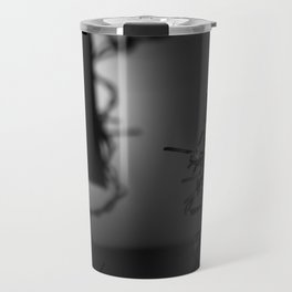 cigarette pack with a shadow Travel Mug