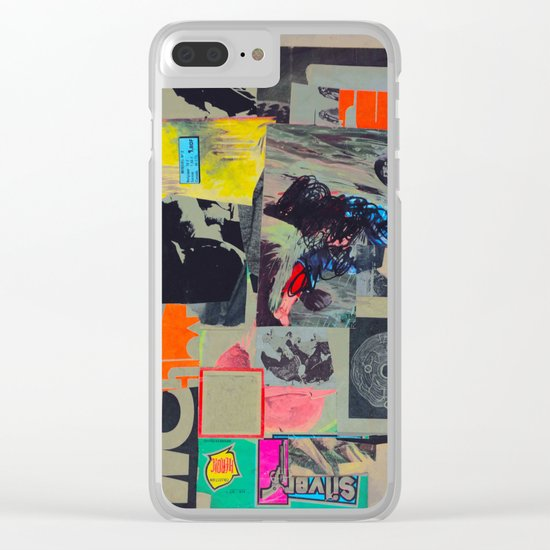 FRWLT Clear iPhone Case
