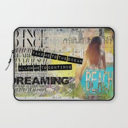 Continue Dreaming Laptop Sleeve