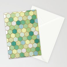 The pond Stationery Cards