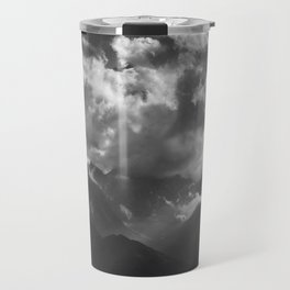 Between Rays Travel Mug