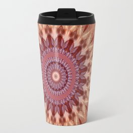 Mandala Calm Travel Mug