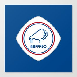 BUFFC (German) Canvas Print