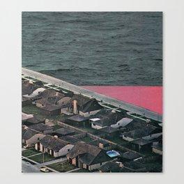 Seafoam Canvas Print