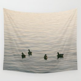 Float on Bye Wall Tapestry