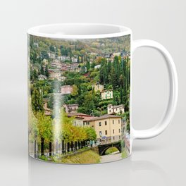 Varenna In The Rain Coffee Mug