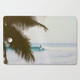 Summer Surf Cutting Board