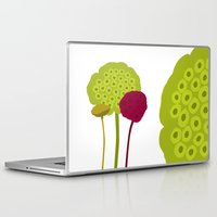 plants Laptop & iPad Skins featuring Plants by Studio CODECO