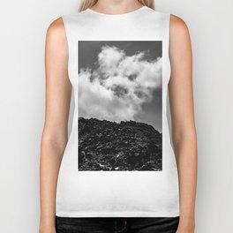 Rocky Clouds Biker Tank