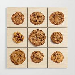 Chocolate Chip Cookies Wood Wall Art