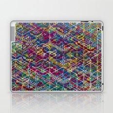 Cuben Network 1 Laptop & iPad Skin