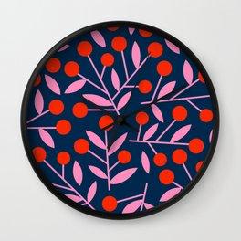 Cherry_Blossom_03 Wall Clock