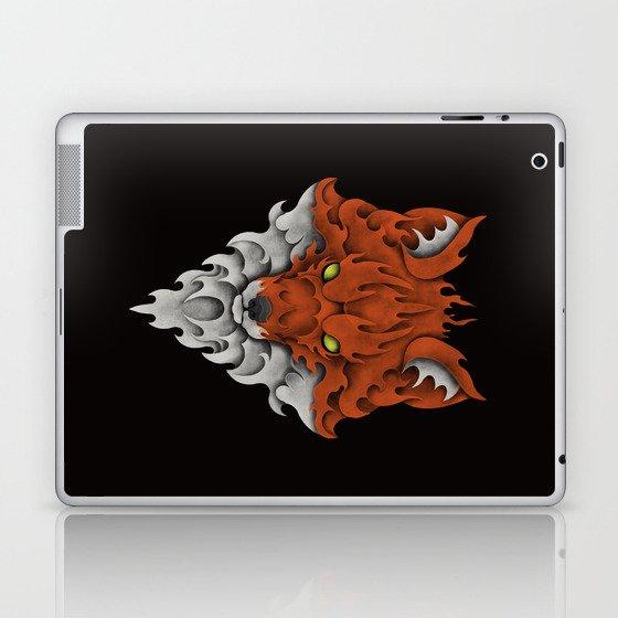 Firefox Laptop & iPad Skin by badbasilisk