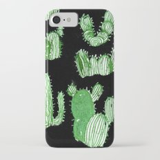 Cactus Beard Dude Slim Case iPhone 7