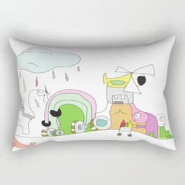Funland 1 Rectangular Pillow