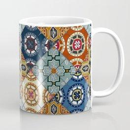 DESEO spanish tiles Coffee Mug