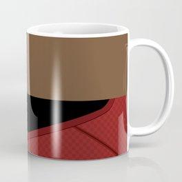 Uhura - Star Trek 2009 Reboot Into Darkness - Trektangle - Trektangles - Nyota Uhura - startrek Coffee Mug