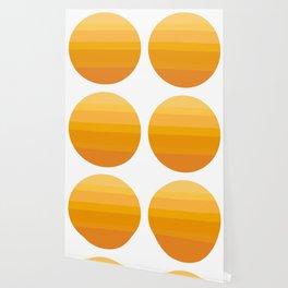 Minimal Sun Wallpaper