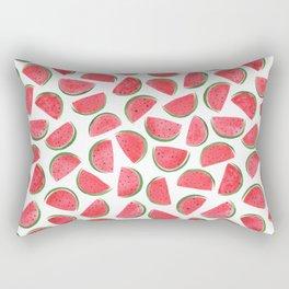 Watermelons by Rachel Whitehurst Rectangular Pillow