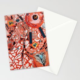 Magic Gardens Stationery Cards