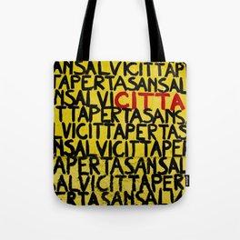 Citta Tote Bag