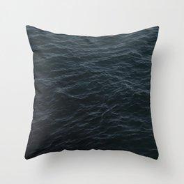 Depths Throw Pillow