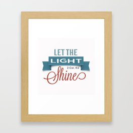 Lighters Framed Art Print