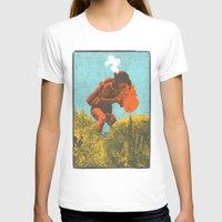scuba T-shirts featuring Scuba Pop by Joshua Lee