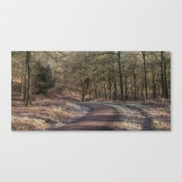 Bromley Hill Panorama Canvas Print